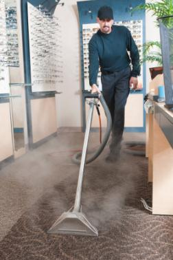 Commercial carpet cleaning in West Linn OR