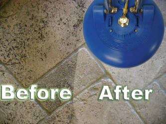 Tile & Grout Cleaning in Dundee OR