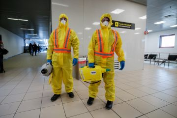 Praise Cleaning Services's Decontamination Services
