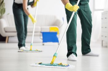 Floor Cleaning in Canby Oregon by Praise Cleaning Services