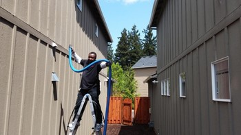 Dry Vent Cleaning in Hillsboro