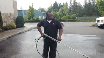 Power Washing Hillsboro OR